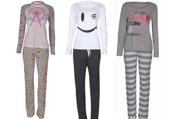 Pijamas por quilo na BBB Outlet