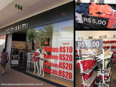 Outlet Catarina